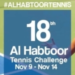 2015 Al Habtoor Tennis Challenge Players
